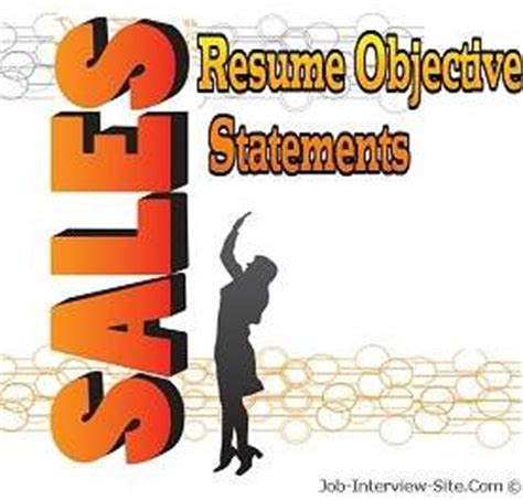Example of a great resume objective